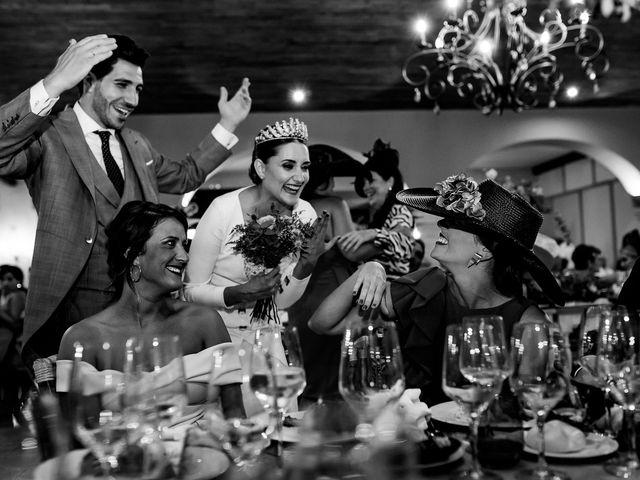La boda de Antonio y Inma en Los Palacios Y Villafranca, Sevilla 48