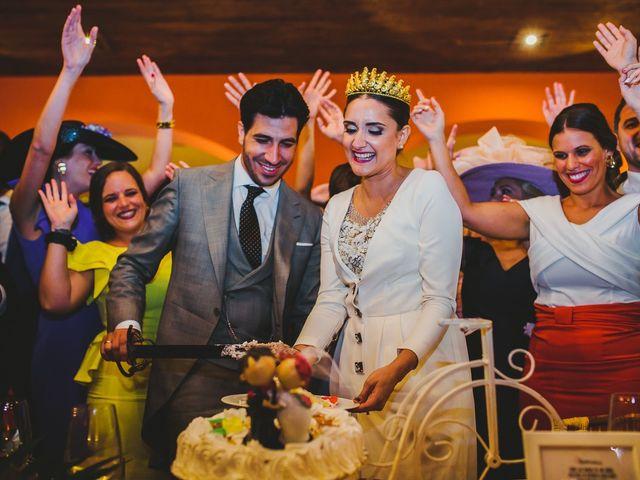 La boda de Antonio y Inma en Los Palacios Y Villafranca, Sevilla 49