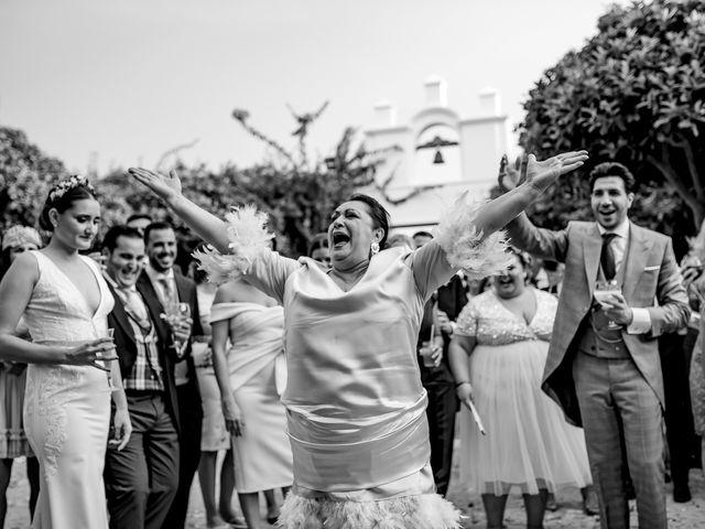 La boda de Antonio y Inma en Los Palacios Y Villafranca, Sevilla 50