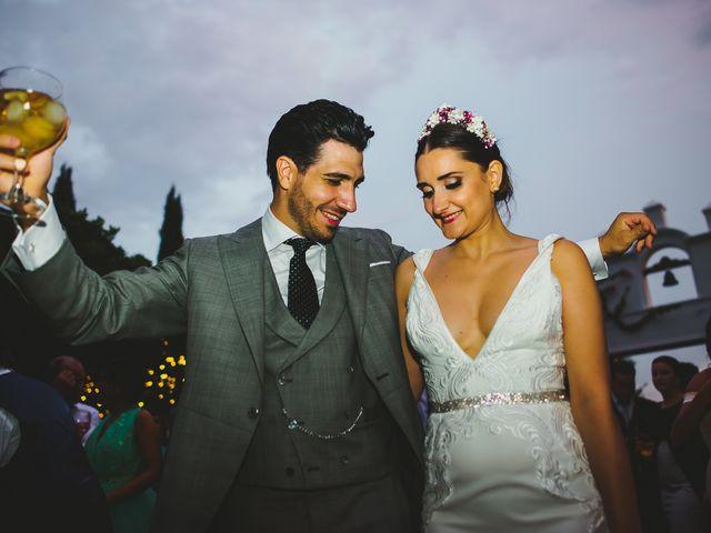 La boda de Antonio y Inma en Los Palacios Y Villafranca, Sevilla 53