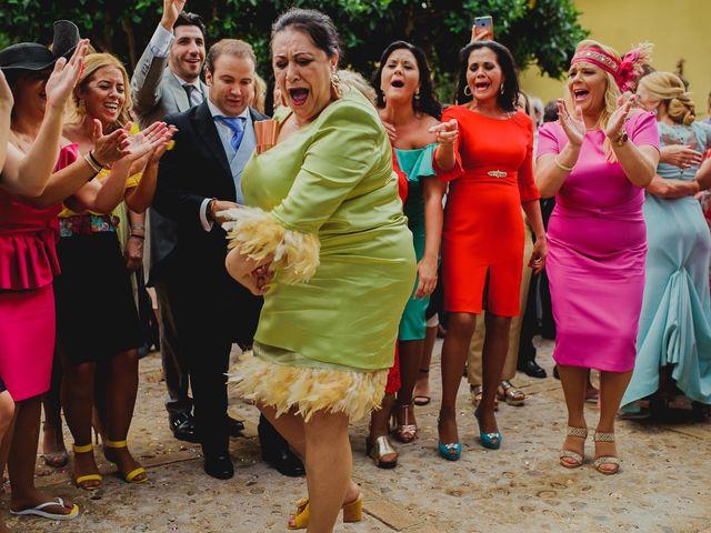 La boda de Antonio y Inma en Los Palacios Y Villafranca, Sevilla 60