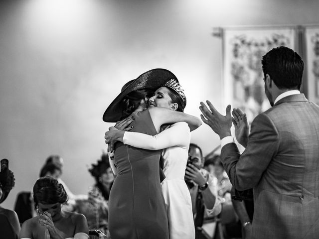 La boda de Antonio y Inma en Los Palacios Y Villafranca, Sevilla 62