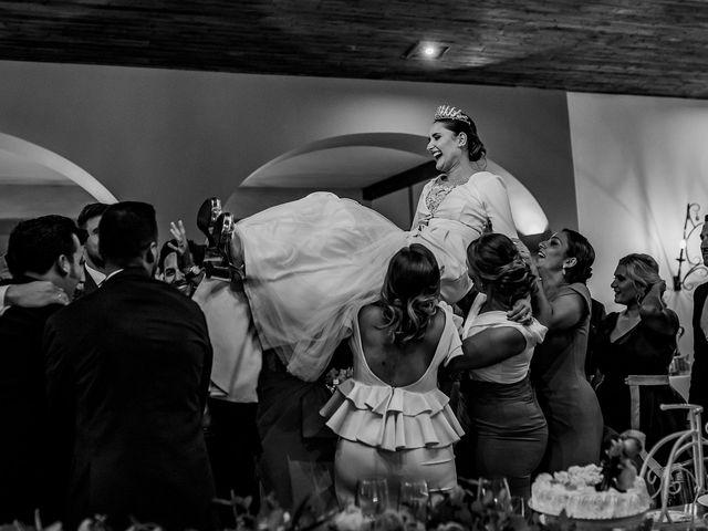 La boda de Antonio y Inma en Los Palacios Y Villafranca, Sevilla 69