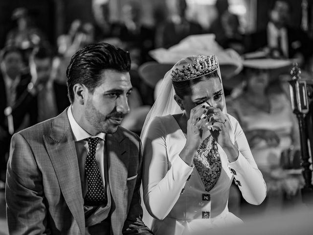 La boda de Antonio y Inma en Los Palacios Y Villafranca, Sevilla 71