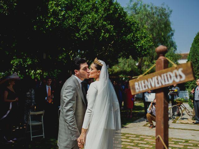 La boda de Antonio y Inma en Los Palacios Y Villafranca, Sevilla 74