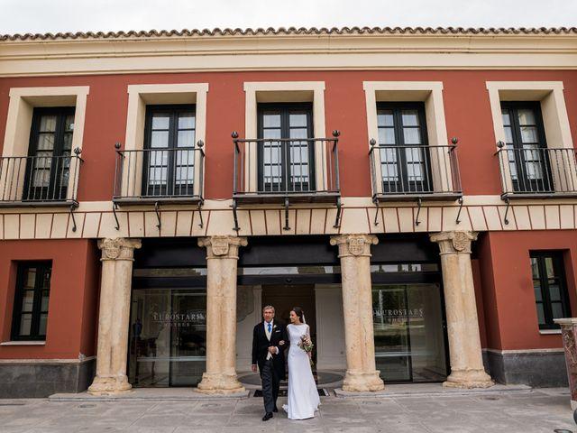 La boda de Benjamin y Ester en Toledo, Toledo 30