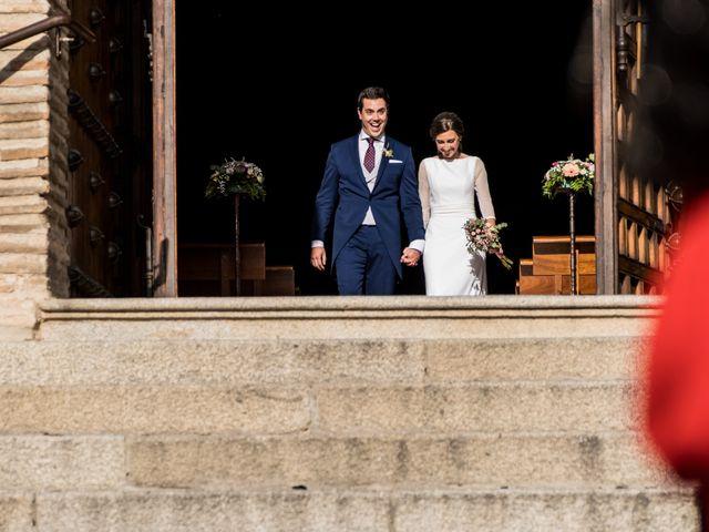 La boda de Benjamin y Ester en Toledo, Toledo 48
