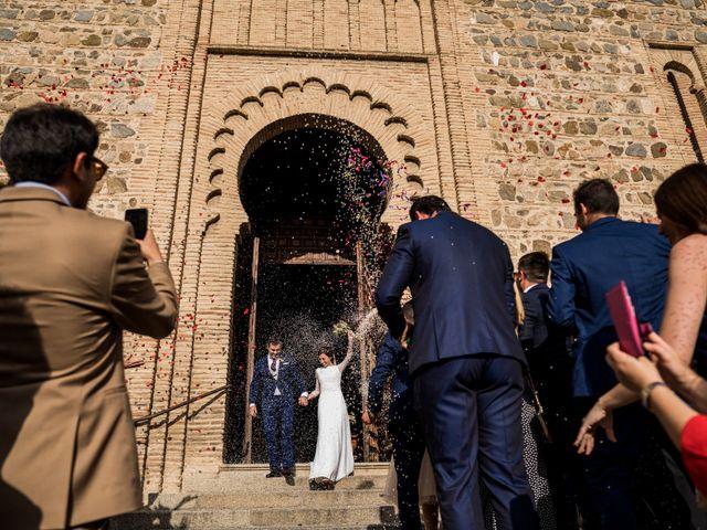 La boda de Benjamin y Ester en Toledo, Toledo 50