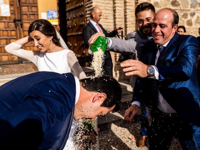 La boda de Benjamin y Ester en Toledo, Toledo 51