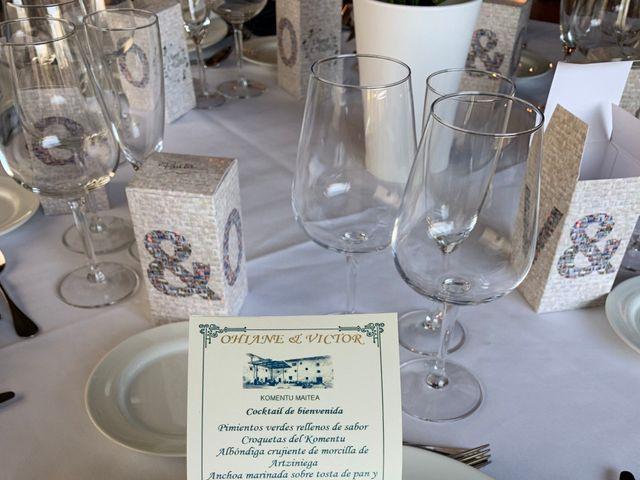 La boda de Ohiane y Victor en Artaza (Leioa), Vizcaya 9