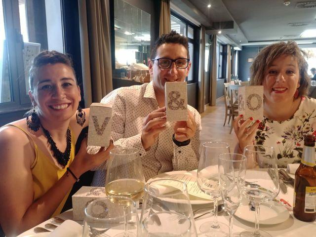 La boda de Ohiane y Victor en Artaza (Leioa), Vizcaya 10