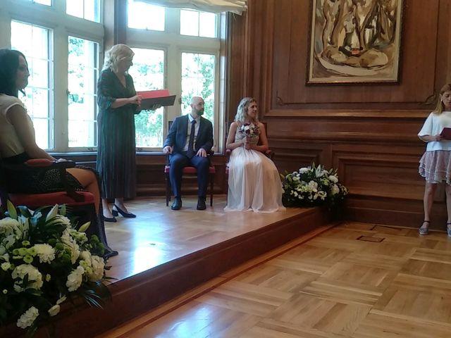 La boda de Ohiane y Victor en Artaza (Leioa), Vizcaya 12