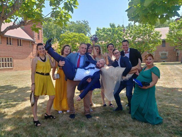 La boda de Ohiane y Victor en Artaza (Leioa), Vizcaya 14
