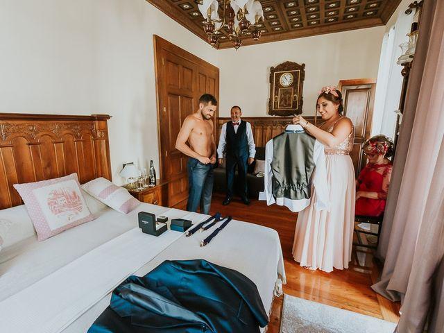 La boda de Rubén y Aleksandra en Redondela, Pontevedra 8