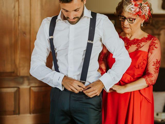 La boda de Rubén y Aleksandra en Redondela, Pontevedra 11