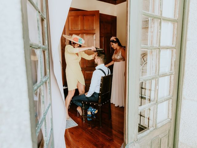 La boda de Rubén y Aleksandra en Redondela, Pontevedra 12