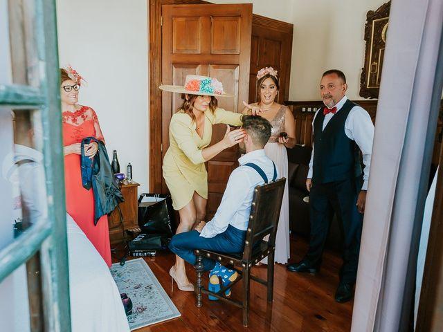 La boda de Rubén y Aleksandra en Redondela, Pontevedra 13