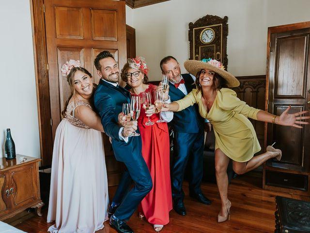 La boda de Rubén y Aleksandra en Redondela, Pontevedra 28