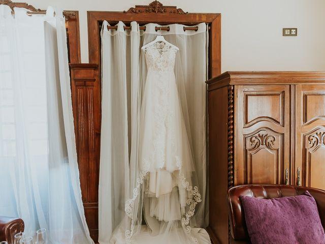 La boda de Rubén y Aleksandra en Redondela, Pontevedra 34