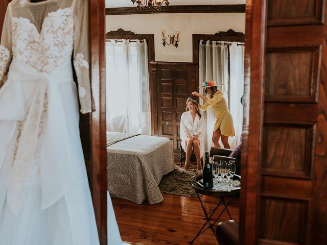 La boda de Rubén y Aleksandra en Redondela, Pontevedra 35