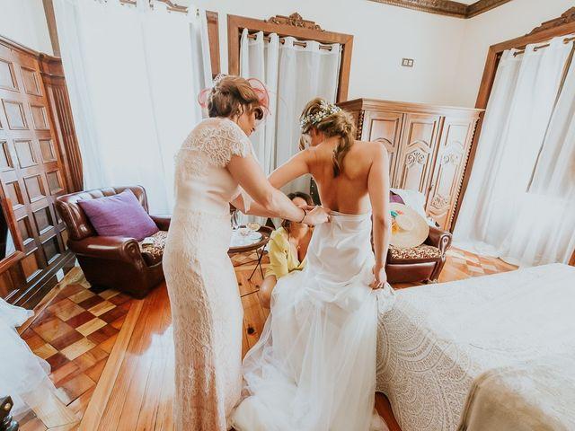 La boda de Rubén y Aleksandra en Redondela, Pontevedra 45