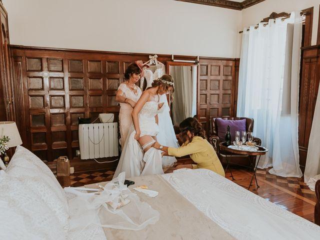 La boda de Rubén y Aleksandra en Redondela, Pontevedra 48