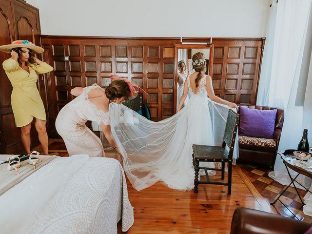 La boda de Rubén y Aleksandra en Redondela, Pontevedra 57