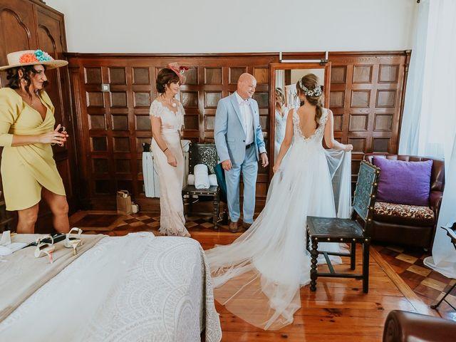 La boda de Rubén y Aleksandra en Redondela, Pontevedra 58