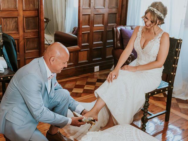 La boda de Rubén y Aleksandra en Redondela, Pontevedra 62