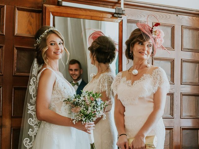 La boda de Rubén y Aleksandra en Redondela, Pontevedra 77
