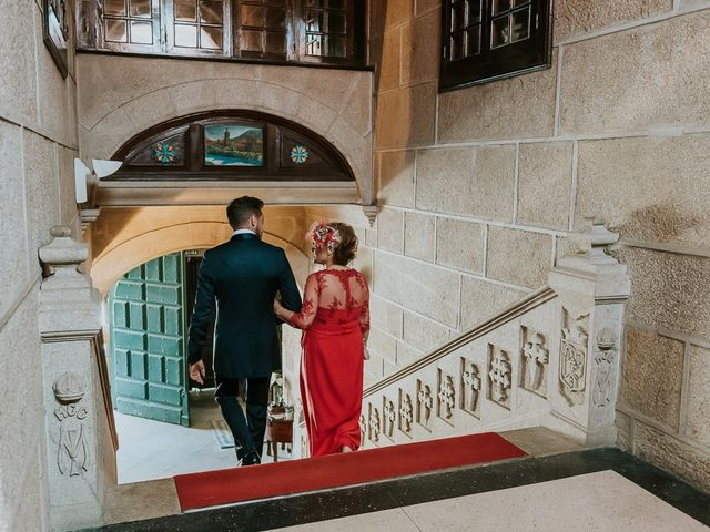 La boda de Rubén y Aleksandra en Redondela, Pontevedra 82
