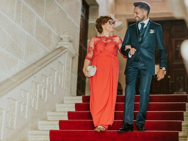 La boda de Rubén y Aleksandra en Redondela, Pontevedra 83