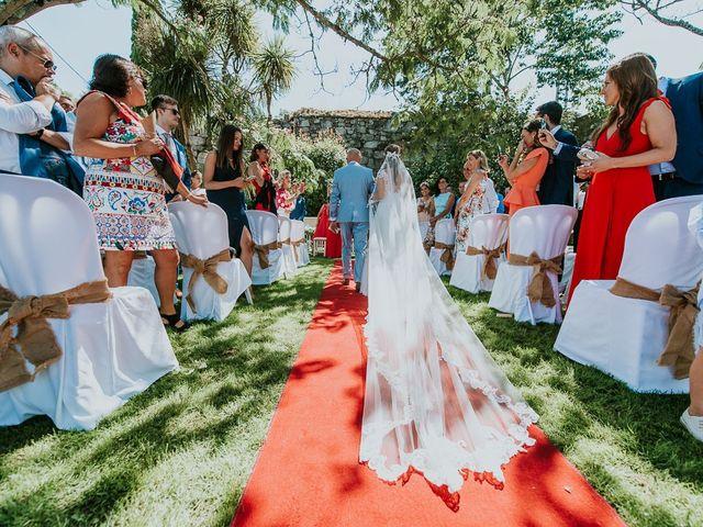 La boda de Rubén y Aleksandra en Redondela, Pontevedra 89