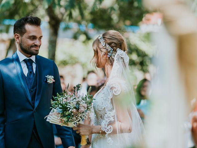 La boda de Rubén y Aleksandra en Redondela, Pontevedra 90