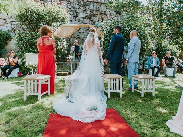La boda de Rubén y Aleksandra en Redondela, Pontevedra 92