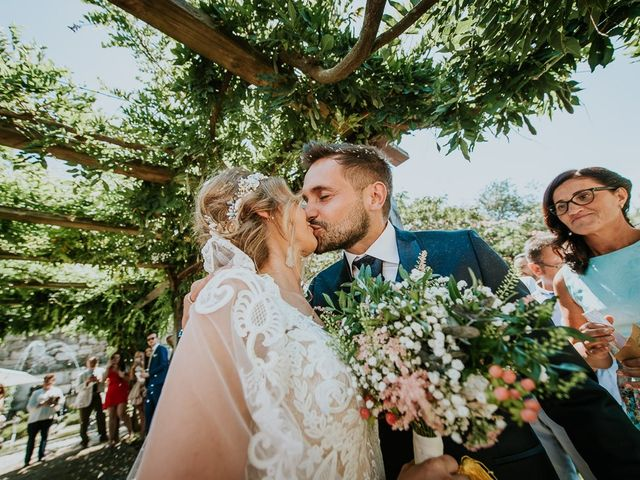 La boda de Rubén y Aleksandra en Redondela, Pontevedra 107
