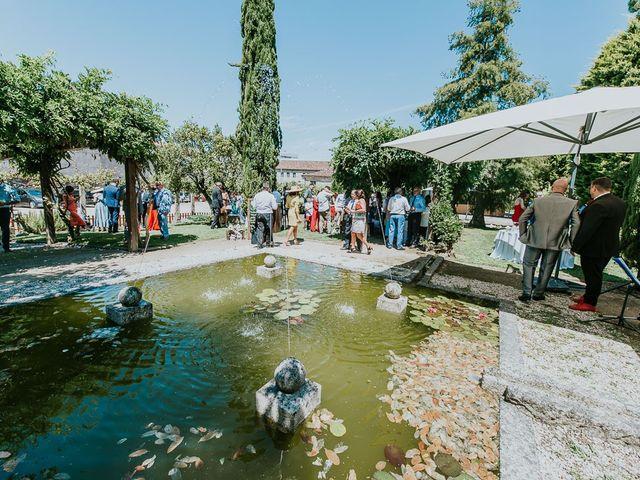 La boda de Rubén y Aleksandra en Redondela, Pontevedra 108