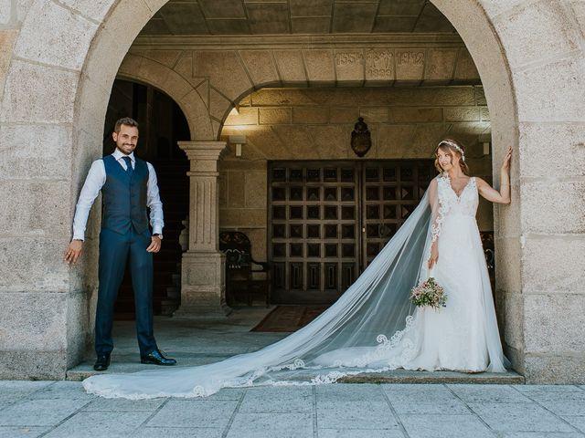 La boda de Rubén y Aleksandra en Redondela, Pontevedra 113