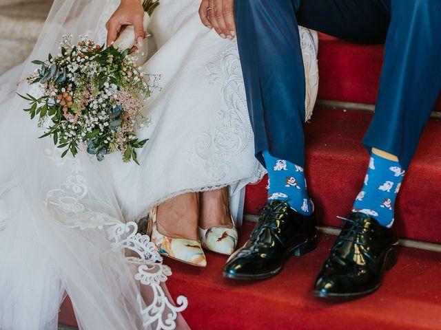La boda de Rubén y Aleksandra en Redondela, Pontevedra 119
