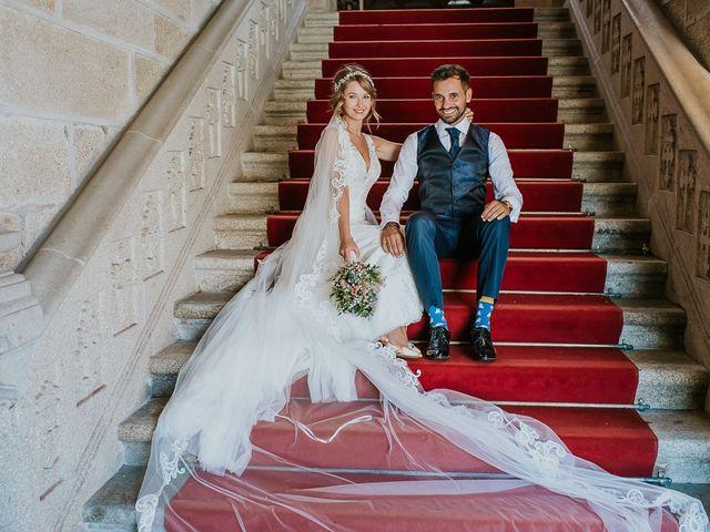 La boda de Rubén y Aleksandra en Redondela, Pontevedra 120
