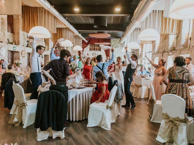 La boda de Rubén y Aleksandra en Redondela, Pontevedra 124