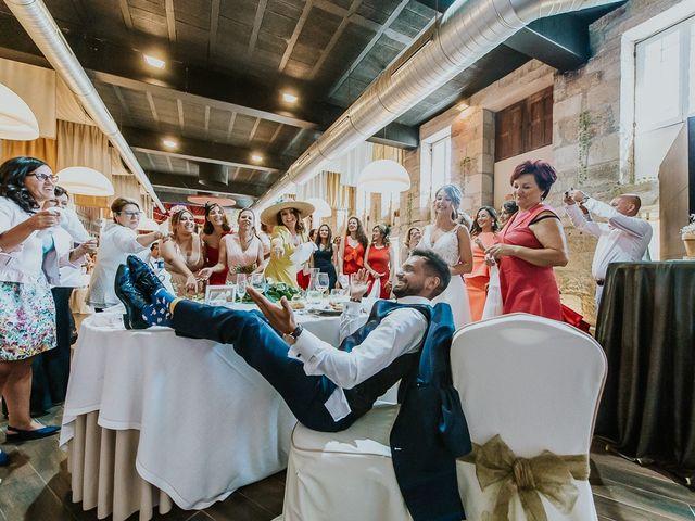 La boda de Rubén y Aleksandra en Redondela, Pontevedra 125