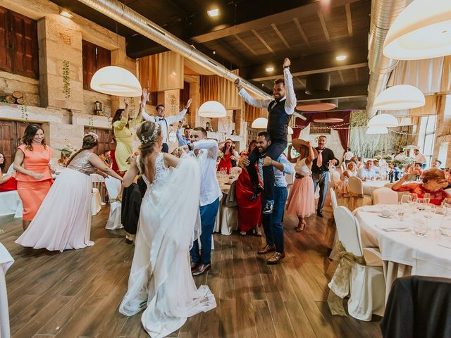 La boda de Rubén y Aleksandra en Redondela, Pontevedra 126