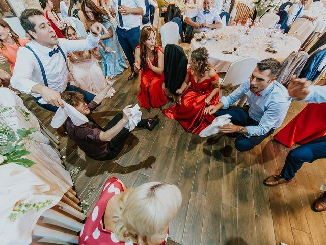La boda de Rubén y Aleksandra en Redondela, Pontevedra 127
