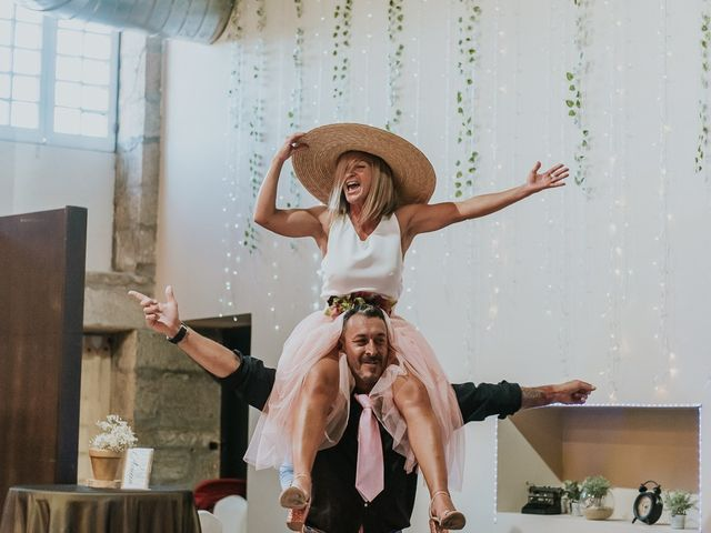 La boda de Rubén y Aleksandra en Redondela, Pontevedra 128