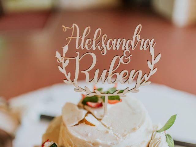 La boda de Rubén y Aleksandra en Redondela, Pontevedra 129