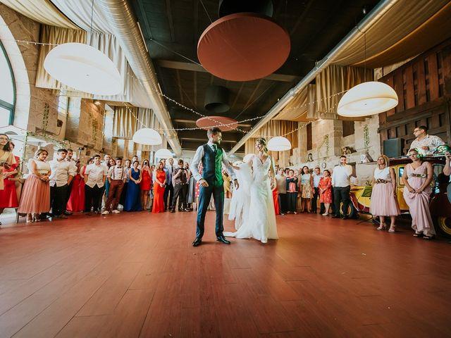 La boda de Rubén y Aleksandra en Redondela, Pontevedra 130