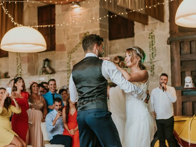 La boda de Rubén y Aleksandra en Redondela, Pontevedra 132
