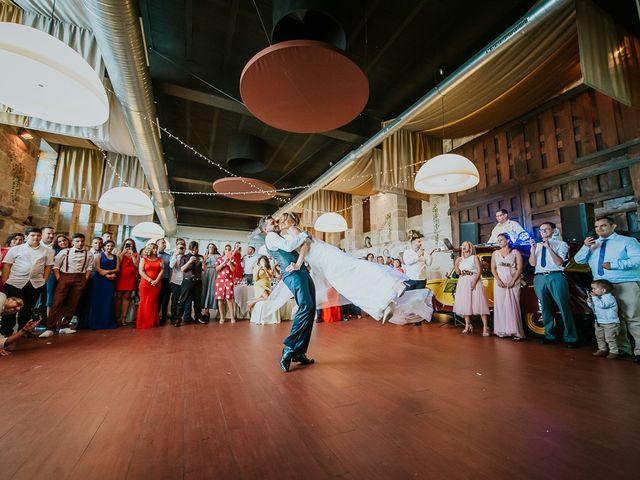 La boda de Rubén y Aleksandra en Redondela, Pontevedra 133