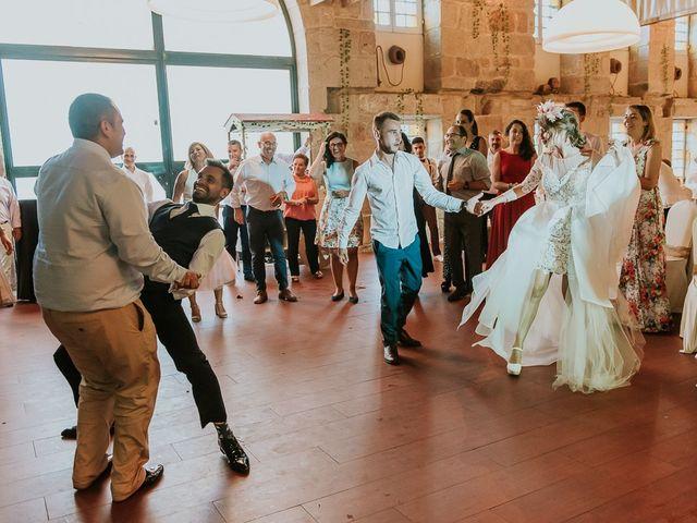 La boda de Rubén y Aleksandra en Redondela, Pontevedra 134